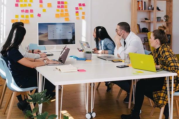 sales and marketing meetings