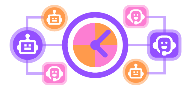 Get real-time insight on chat agents with giosg Reporting