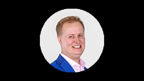 Ville Rissanen giosg's CEO