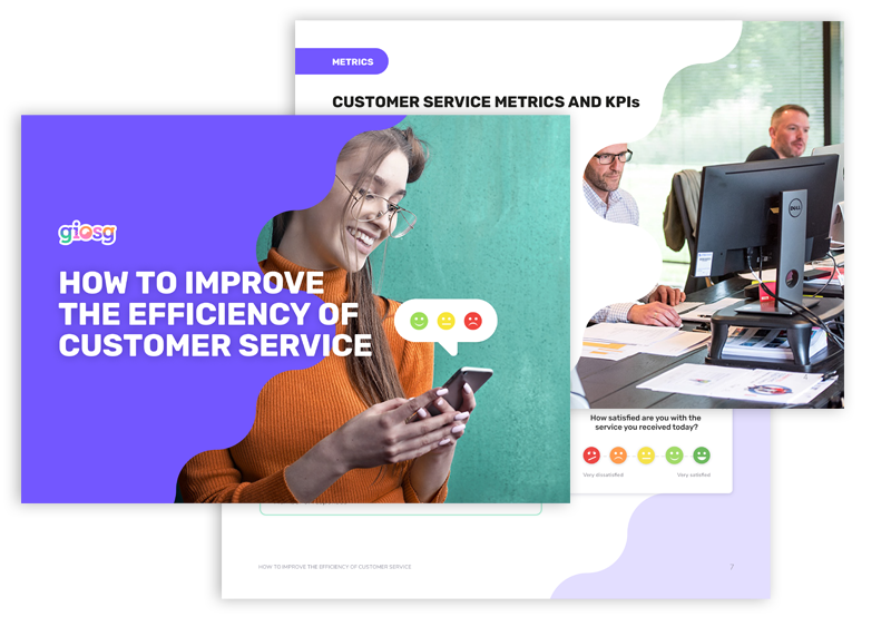 Guide: How to improve customer service efficiency