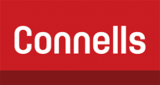 Connells logo giosg customer