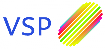 VSP logo for giosg customer stories