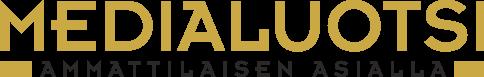 Medialuotsi Oy logo
